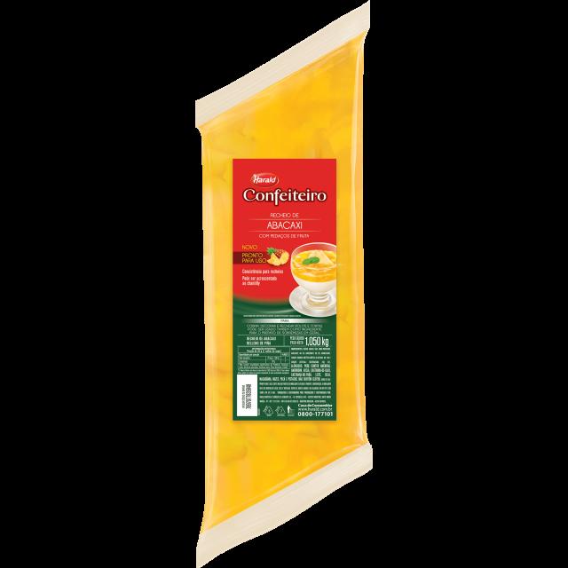 Recheio de Abacaxi Confeiteiro 1,050 kg