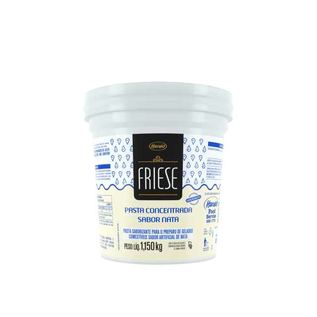 Pasta Saborizante sabor Nata Friese 1,150 kg